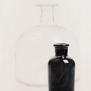 Black bottle #0983